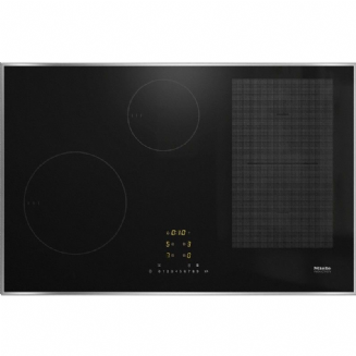 MIELE KM7474FR Induction hob with onset controls with PowerFlex cooking area